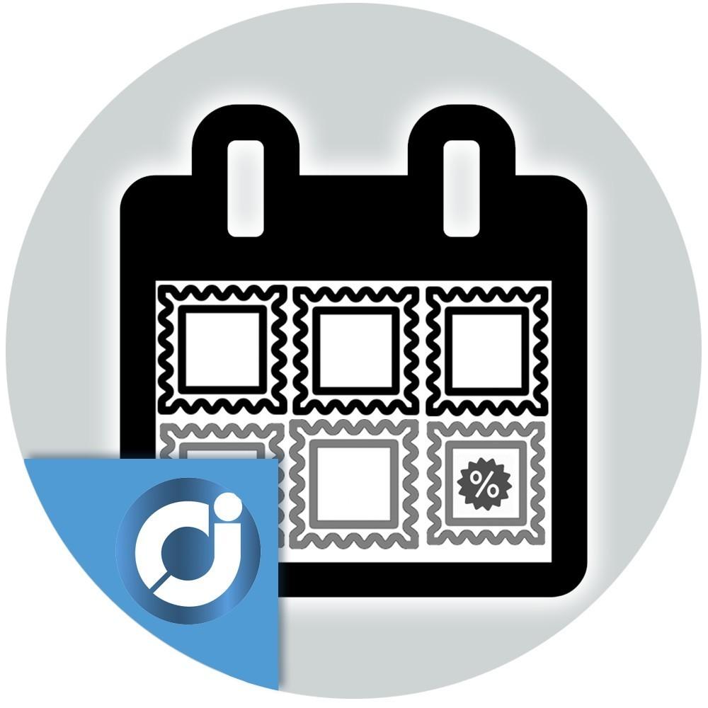 Bono de login diario - Fideliza a tus clientes regalándoles cupones de descuento si visitan tu tienda todos los días y alcanzan