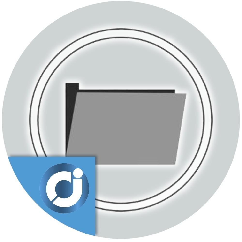 Categories Down - Cambia el bloque de categorías típico de prestashop por un bloque de categorías desplegable.