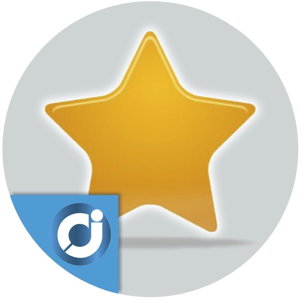 jRating Product - Añade las estrellas de valoración en los productos de tu tienda utilizando el plugin jRating. Consíguelo grat
