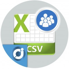 CSV Customers