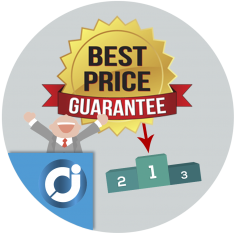 Best price guarantee - Allows the customers to inform you of competition prices from product page. Win a customer by offering t