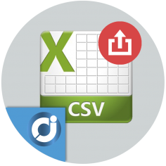 CSV Export Data Fields - Exports categories, products, combinations, manufacturers, suppliers, customers and addresses in a csv