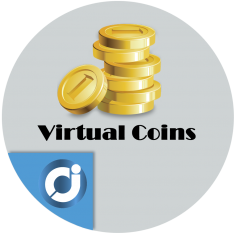 Virtual Coins - 