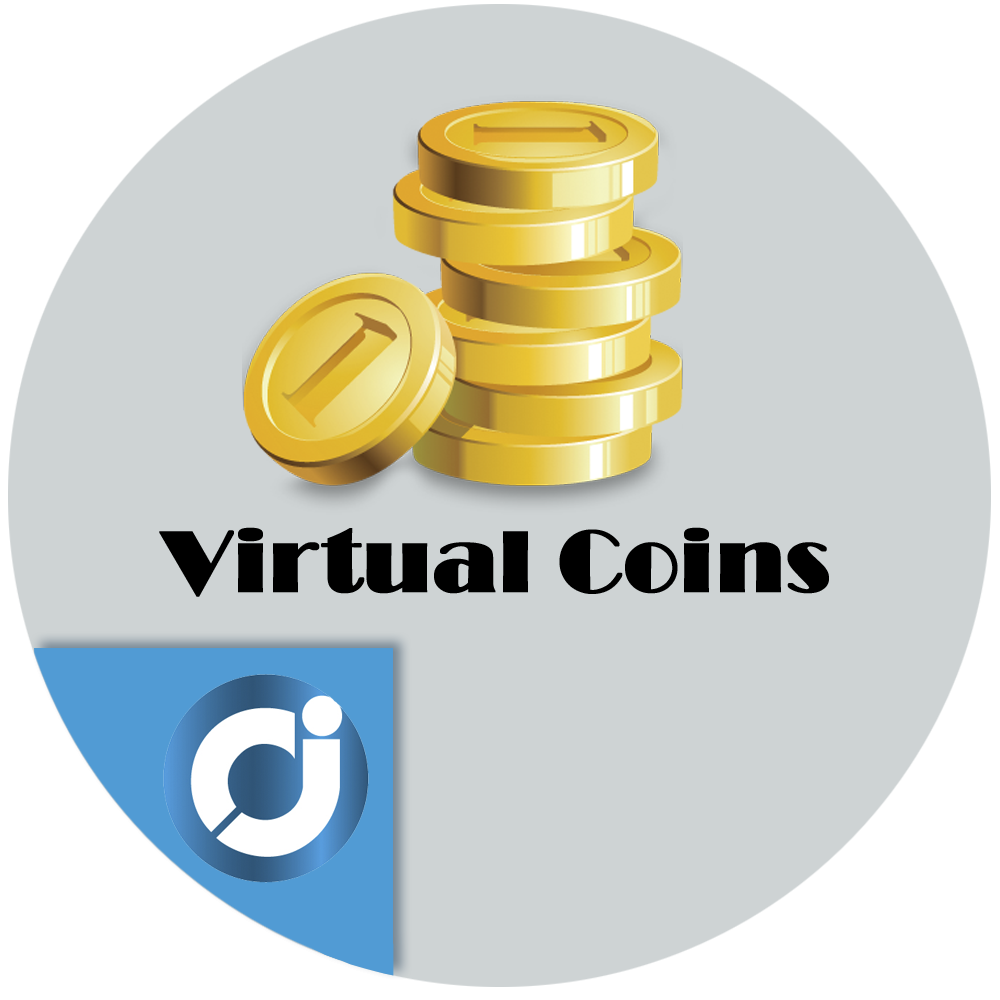 Virtual Coins -  This module allows your customers buy in your shop with virtual coins.