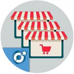 Multishop Marketplace