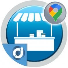 JA Marketplace Localización Geográfica del vendedor - Permite a los vendedores del mercado añadir su localización geográfica.