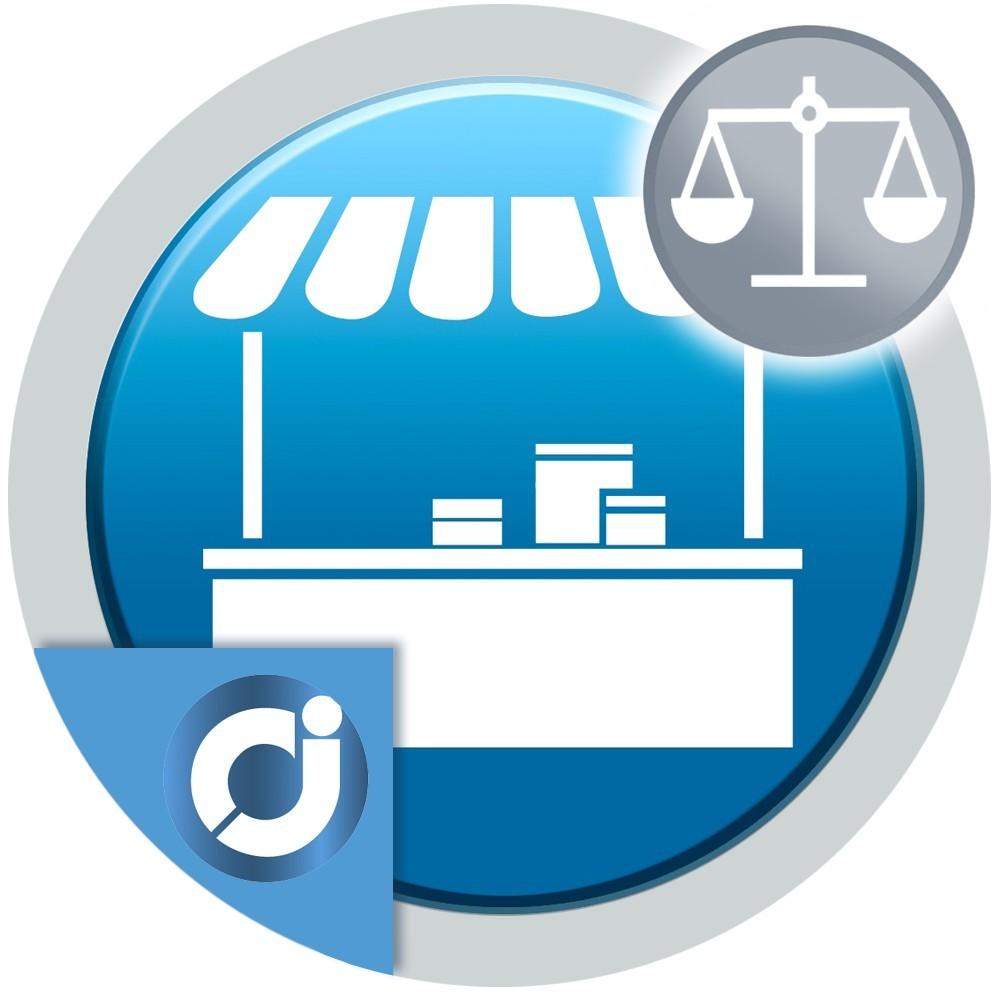 Habilita un bloque de productos similares de otros vendedores con el objetivo de comparar precios.