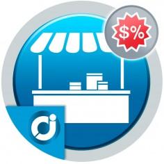 JA Marketplace Precios específicos del vendedor