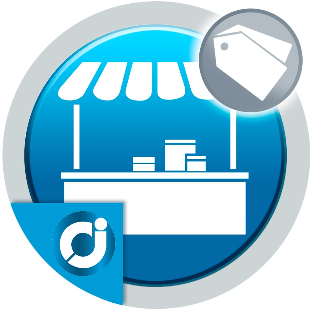 Allows the seller to create discount vouchers for their products in the market