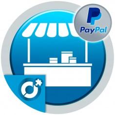 Permite a los compradores pagar a los vendedores con Paypal y la implementación de pagos paralelos en tu mercado.