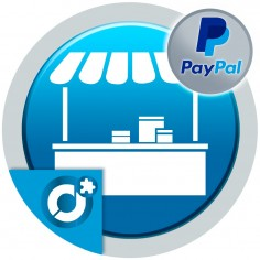 Allows buyers to pay sellers with Paypal and the implementation of parallel payments in your marketplace.