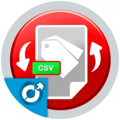 Quickly export and import all specific or sale prices from your store with a CSV file