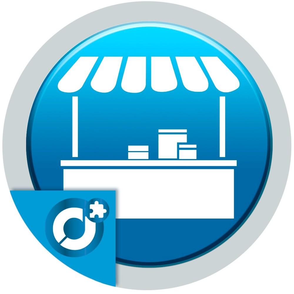 Crea tu propio mercado y permite a tus clientes registrarse como vendedores para vender sus productos a cambio de una comisión.