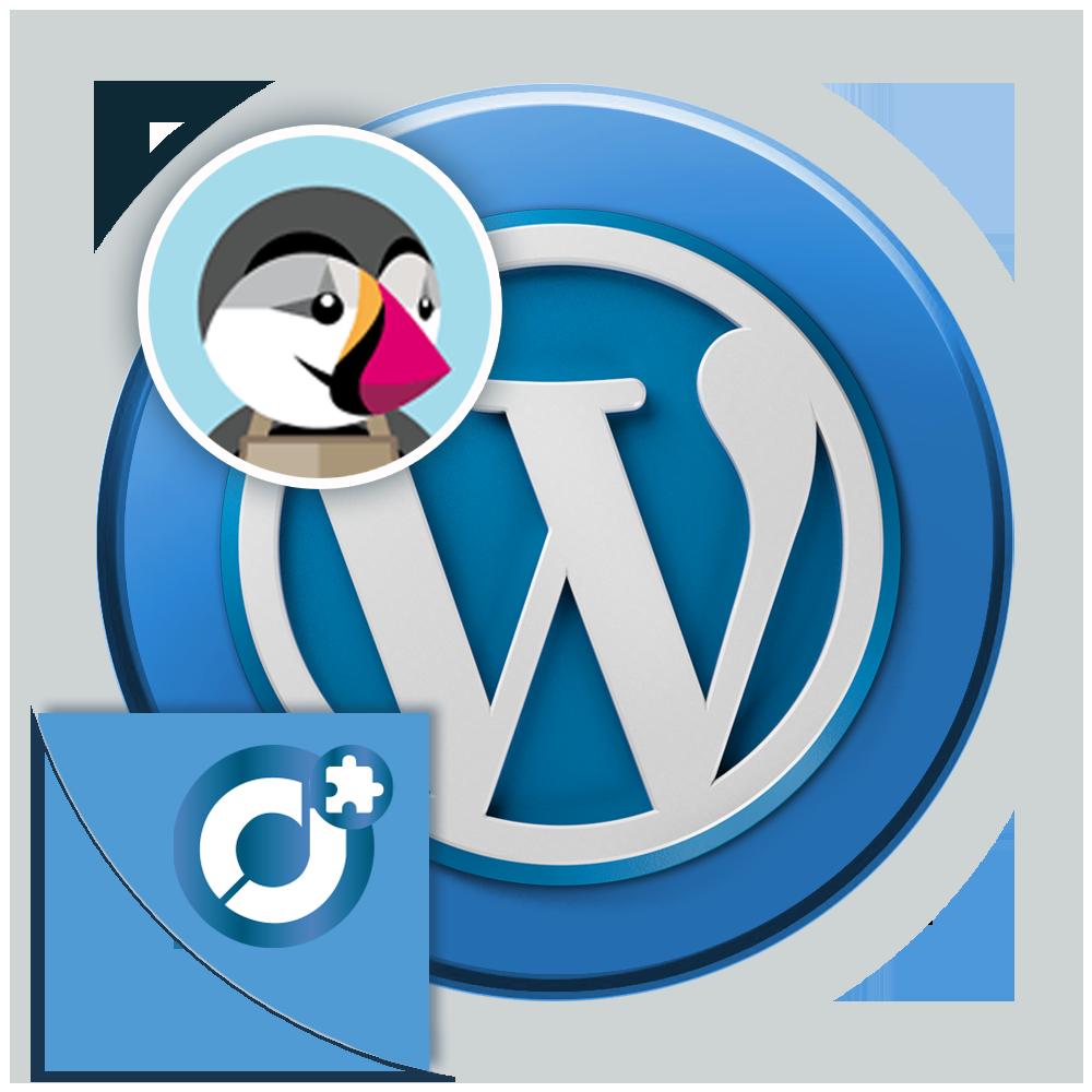 Integra WordPress en PrestaShop mostrando las entradas del blog en la tienda.