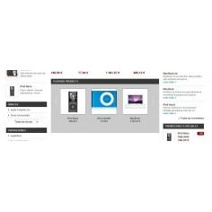 jsCarousel Products - Añade un carousel de productos destacados, novedades o productos destacados aleatorios en la homepage de