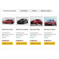 Home Products Tabs - Añade un bloque con tabs de los productos destacados, novedades, ofertas y mejores ventas en la página pri