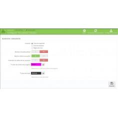 Bloque de Encuesta - Configuración