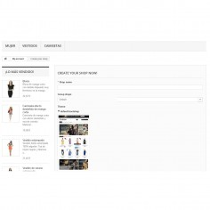 Multishop Marketplace