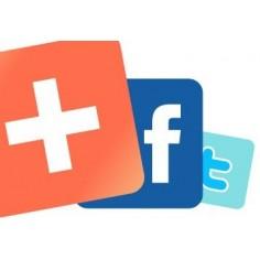 JA Marketplace Compartir vendedor en las redes sociales