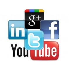 JA Marketplace Redes Sociales del vendedor