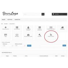JA Marketplace Redes Sociales del vendedor - Permite a los vendedores de tu mercado añadir enlaces a todas sus redes sociales e