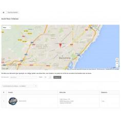 JA Marketplace Vendedores como Contactos de la tienda