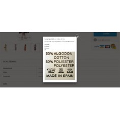 Descripciones de las características de los productos - Este módulo te permite añadir descripciones con html, imágenes, videos,