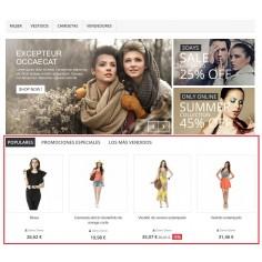 JA Marketplace Campañas del vendedor