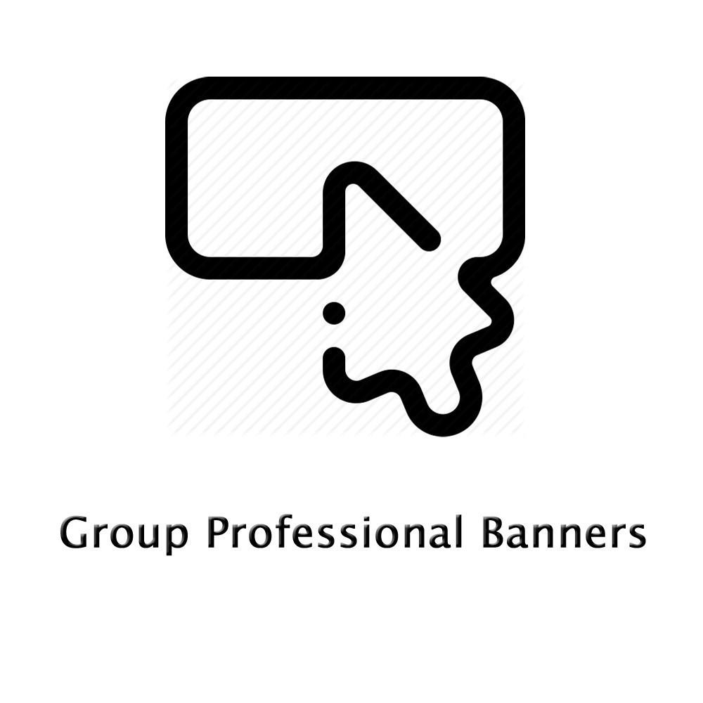 Grupo Profesional de Banners - Añade bloques de publicidad o banners con enlaces sin límites en cualquier posición de tu tienda