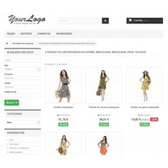 JA Marketplace Search Seller Products by zone - Allows customers to find products from the market vendors in their area. Search
