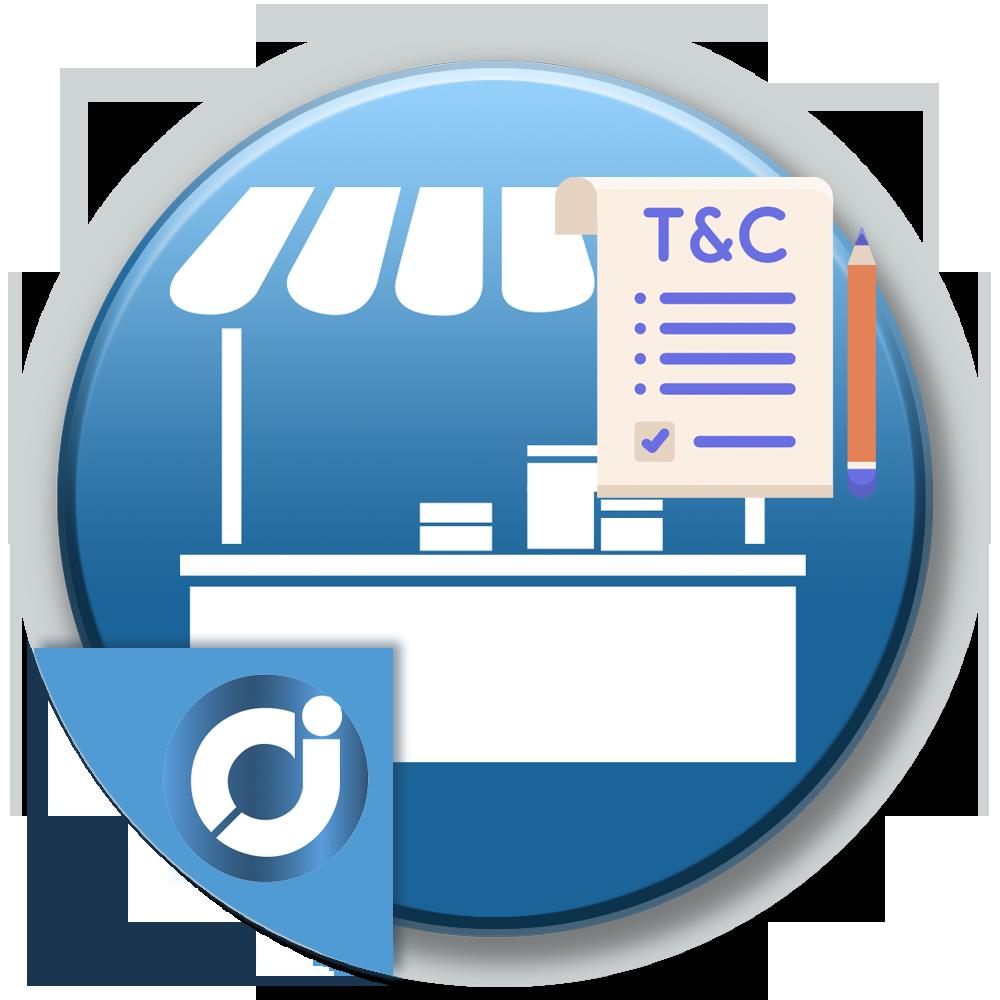 Nuevo módulo para el marketplace: Condiciones del vendedor