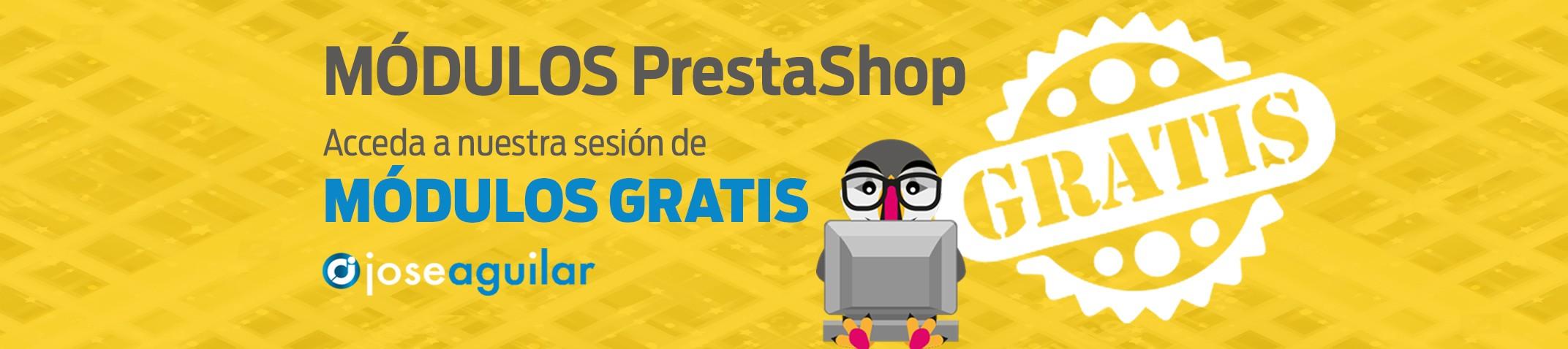 Módulos PrestaShop Gratis